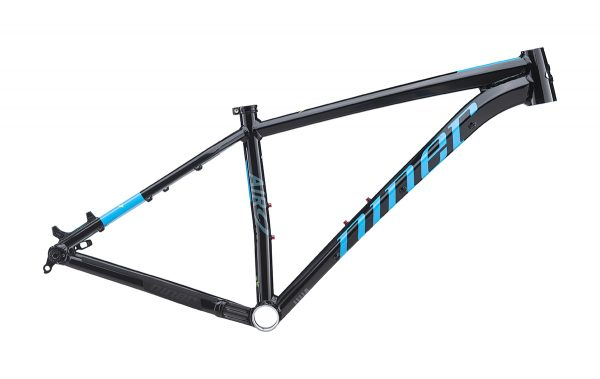NINER AIR9 ALUMINIUM BOOST BLACK-CYAN - Niner