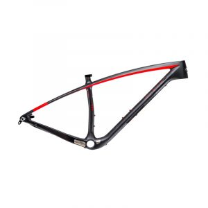 NINER AIR9 RDO BOOST BLACK-RED - Niner