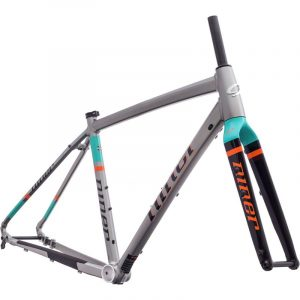 NINER RLT9 ALU FORGE-TEAL-ORANGE - Niner