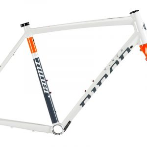 NINER RLT9 ALUMINIUM WHITE-ORANGE - Niner