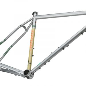 NINER RLT9 STEEL ORANGE-A-TAN - Niner
