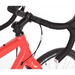 SALSA JOURNEYMAN DROPBAR 700C ORANGE - Salsa
