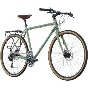 SALSA MARRAKESH FLATBAR GREY - Salsa