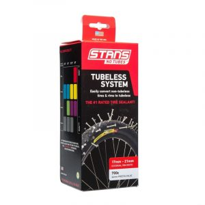 STAN'S NOTUBES CICLOCROSS TUBELESS SYSTEM - NoTubes