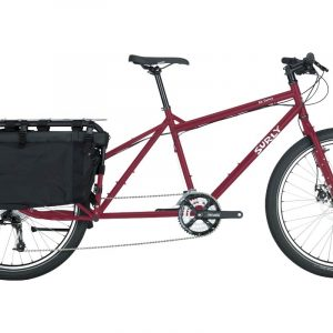 SURLY BIG DUMMY BICI COMPLETA MAROON - Surly