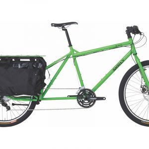 SURLY BIG DUMMY BICI COMPLETA VERDE - Surly