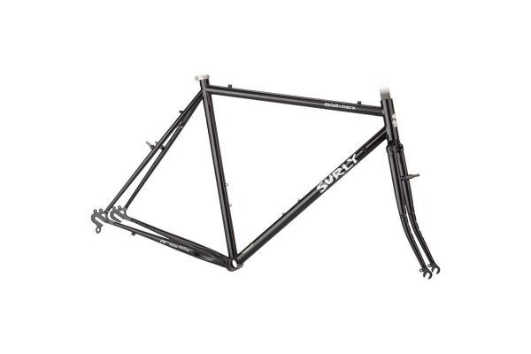 SURLY CROSS CHECK NERO - Surly