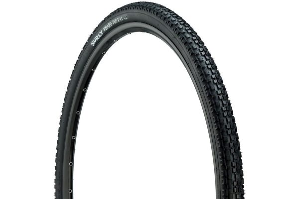 Surly Extraterrestrial 700 x 41 Aramid Expedition Black Wall - Surly