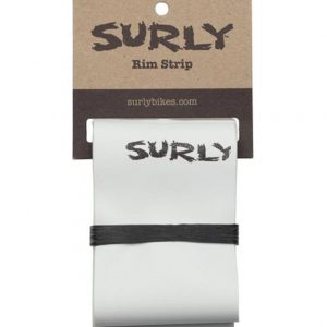 SURLY RIM STRIP CLOWN SHOE BIANCO - Surly