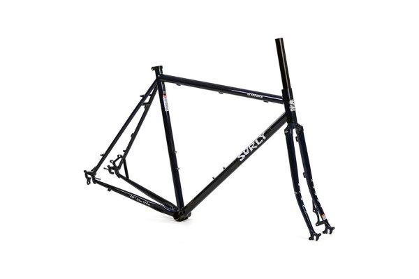 SURLY STRAGGLER FRAMESET NERO - Surly