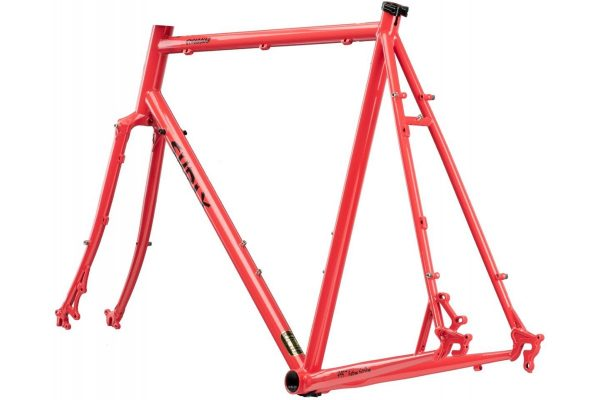 SURLY STRAGGLER FRAMESET SALMON FINGERS - Surly