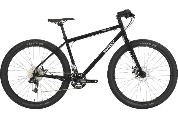 SURLY TELAIO BRIDGE CLUB DARK BLACK - Surly