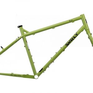 SURLY TROLL FRAMESET LIME - Surly