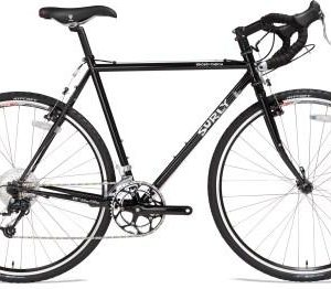 Surly Cross Check bici completa geared black - Surly