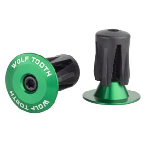 WOLF TOOTH BAR END A SPINA PER NASTRO MANUBRIO - Wolf Tooth