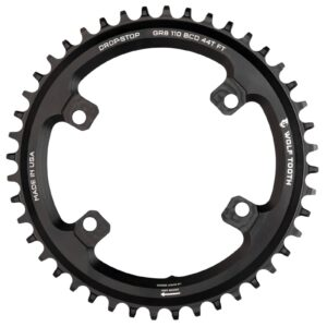 WOLF TOOTH CORONA 4 FORI SHIMANO GRX 110BCD - Wolf Tooth