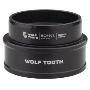 WOLF TOOTH SERIE STERZO INFERIORE EC49/10 +10 - Wolf Tooth